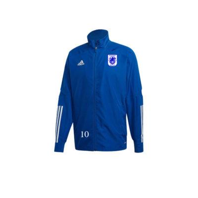 Condivo 20 Presentation Jacket blau EA2487